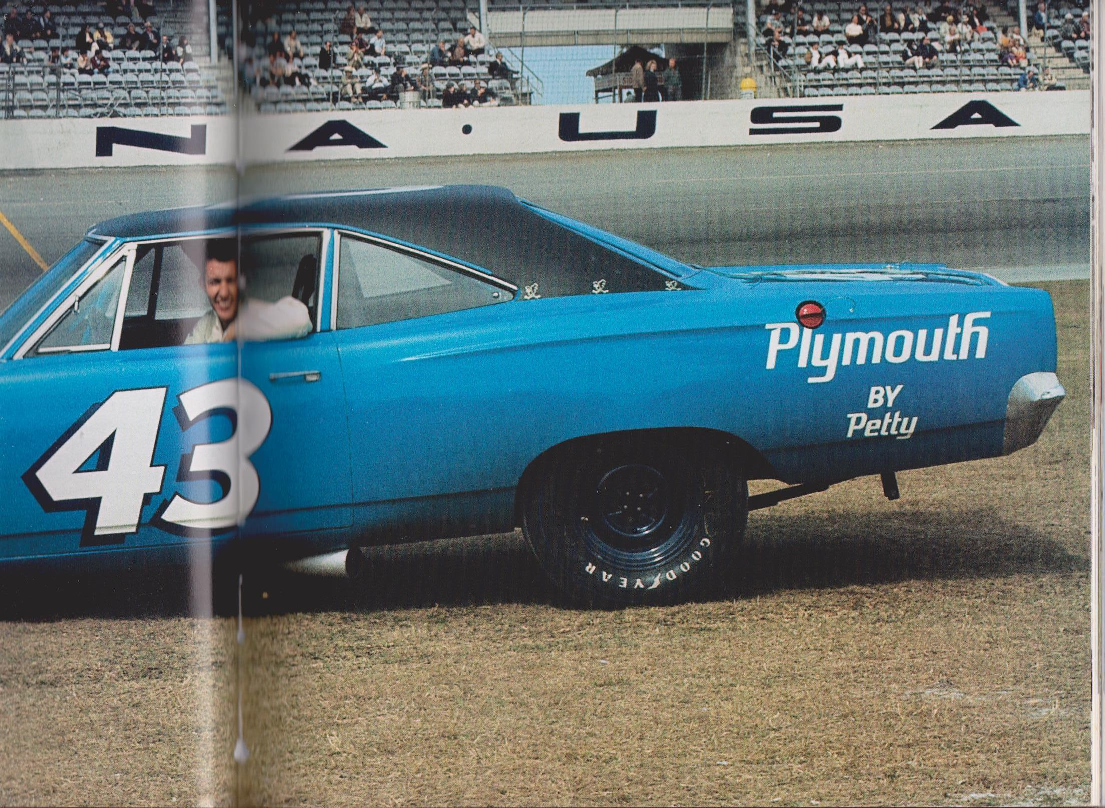 1968 Petty Plymouth But Where And With Whom